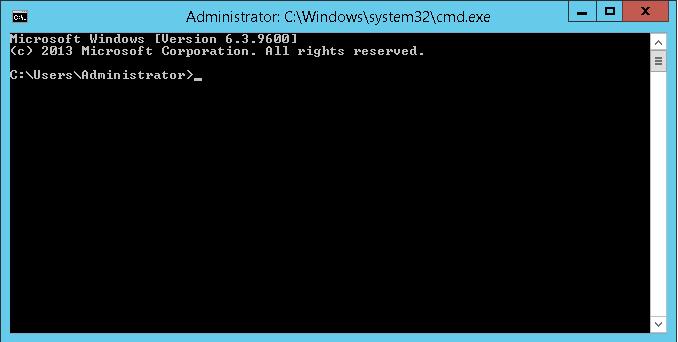 Active License Windows 2012