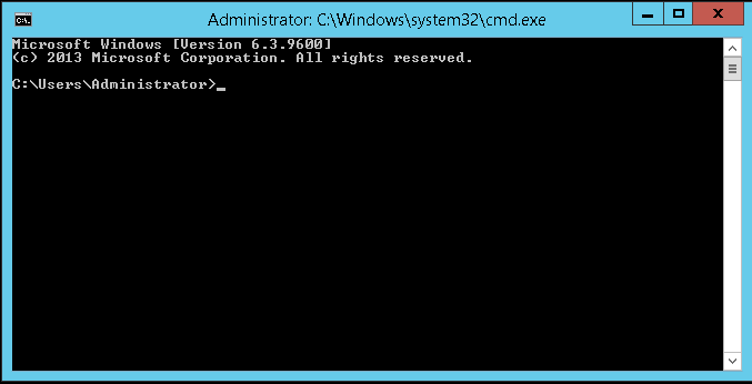 CMD Windows
